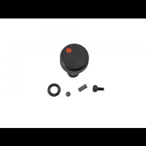 Botão Seletor de Potência para Carabina de Pressão PCP Nova Vista Alpha 4.5mm.