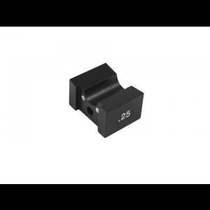 Guia de Munição Única para Carabina de pressão PCP Nova Vista 6.35mm