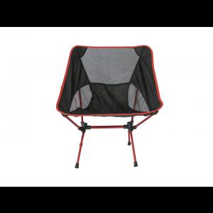 Cadeira Dobrável Vermelha Simona