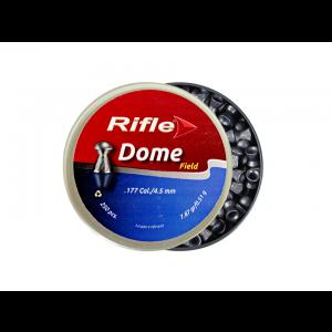 Chumbinho 4.5mm Rifle Field Dome 250 unidades