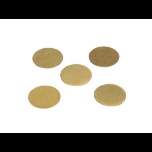 Kit com 5 Discos de Ruptura para Válvula do Compressor para PCP