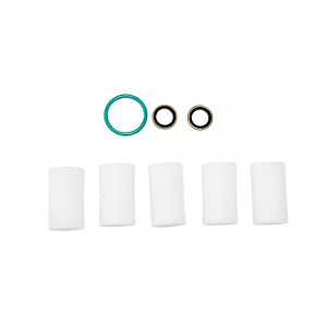 Kit de Elementos Filtrantes e Anéis de Vedação do filtro de ar do Compressor para PCP