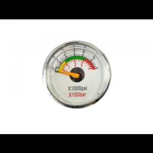 Manômetro para Carabina de Pressão PCP Nova Vista Alpha