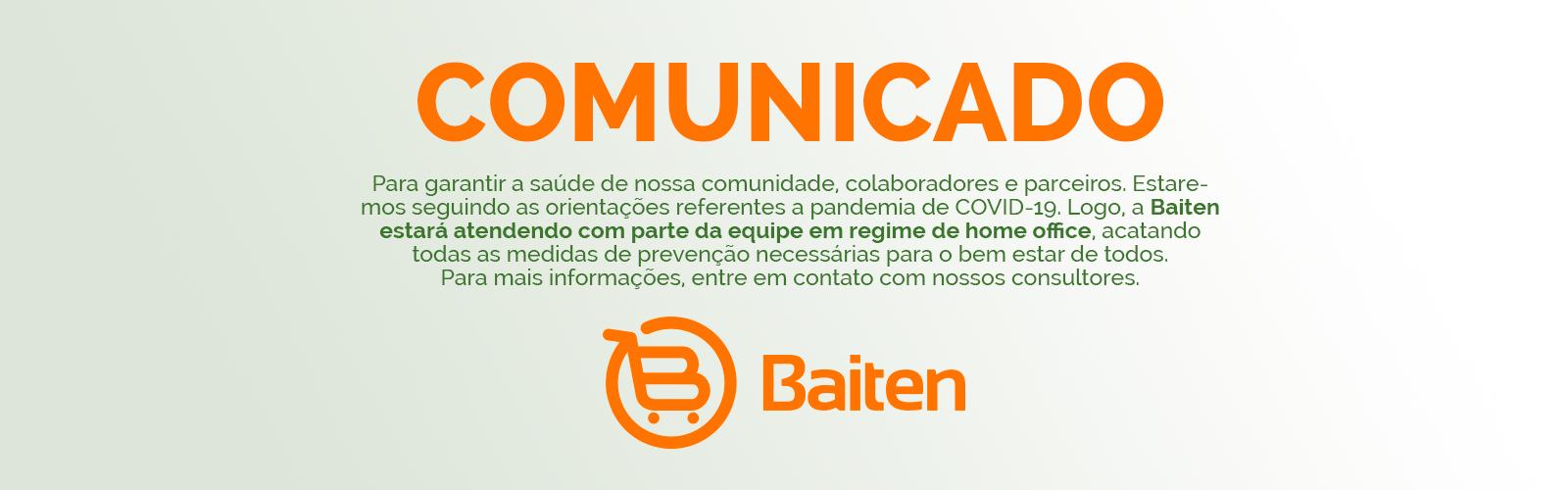 Comunicado Baiten