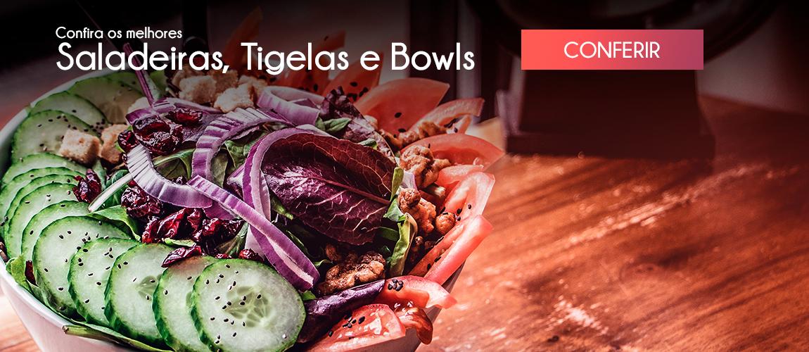 Confira os Melhores Bowls e Saladeiras